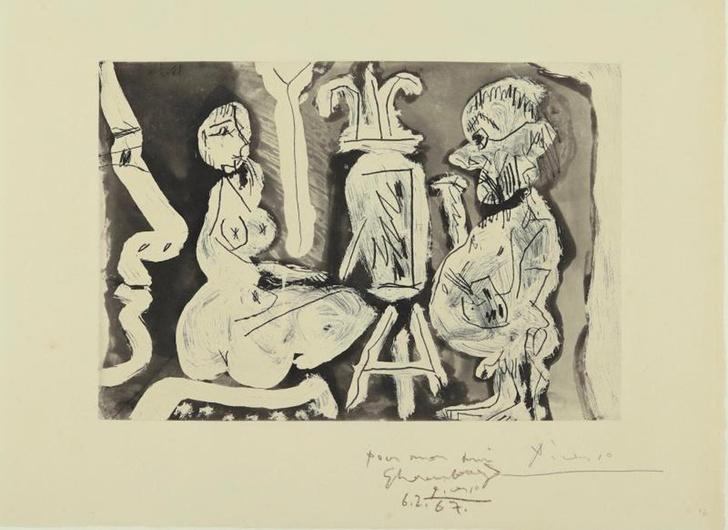 В Новом Иерусалиме пройдет выставка Пабло Пикассо фото [4]