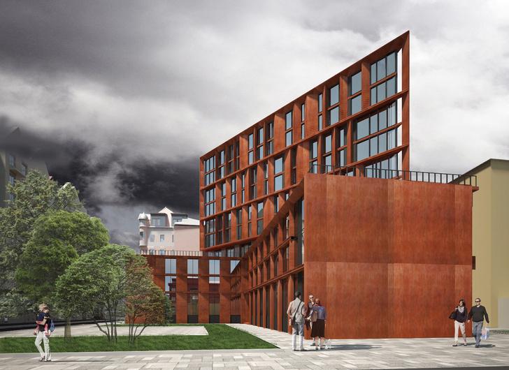 Итоги архитектурного конкурса «Золотой Трезини» (фото 2)