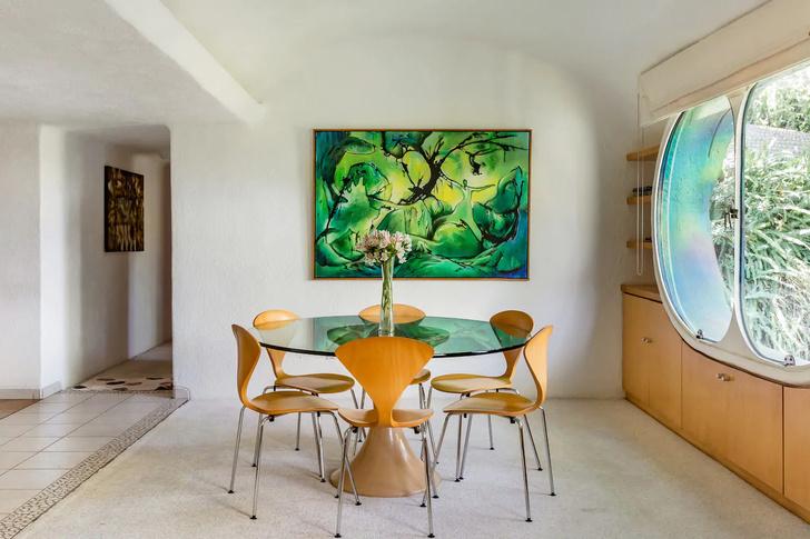 «Гнездо Кетцалькоатля» можно снять через Airbnb (фото 6)