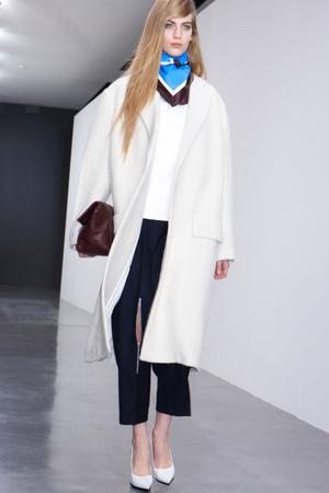 Показы мод Celine Осень-зима 2012-2013 | Подиум на ELLE - Подиум - фото 1415