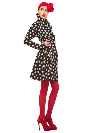 Показ Norma Kamali коллекции сезона Осень-зима 2012-2013 года Prêt-à-porter - www.elle.ru - Подиум - фото 349338