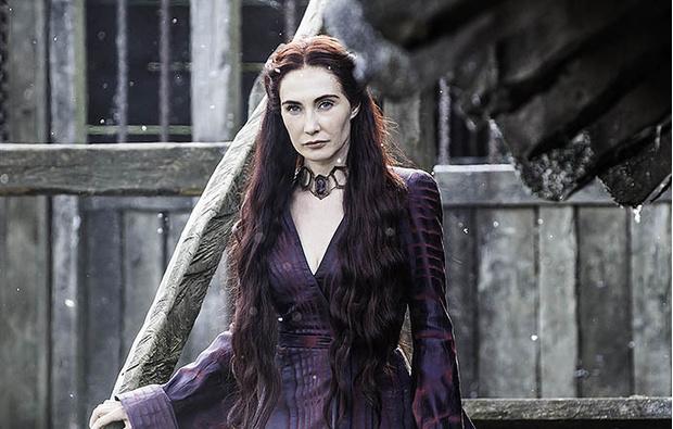 Кэрис Ван Хаутен в роли Мелисандры в сериале «Игра престолов»