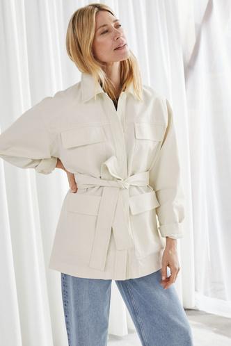 Сафари-куртка — идеальная вещь для весенних прогулок. Вот 15 вариантов (фото 5.1)