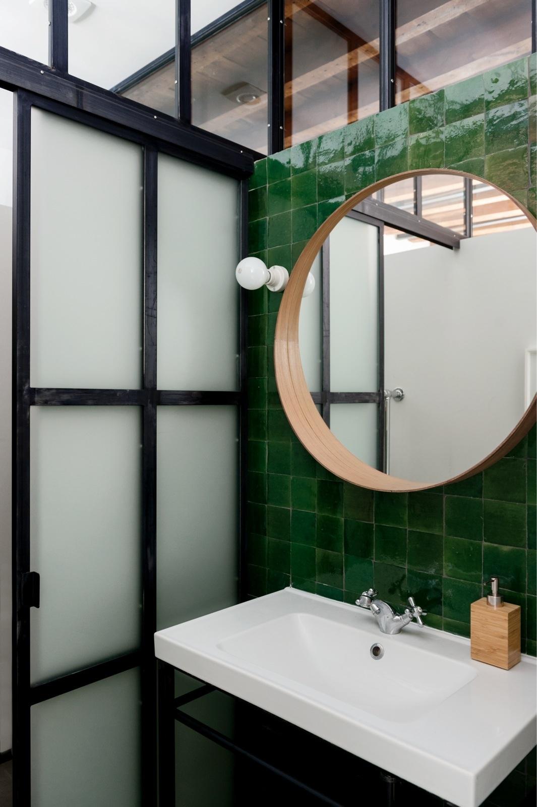 плитка в ванной (галерея 0, фото 6)