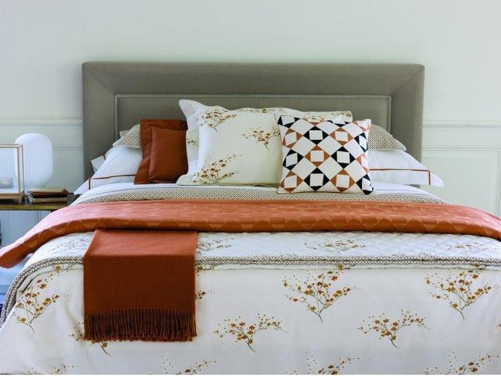Новая коллекция постельного белья от Yves Delorme