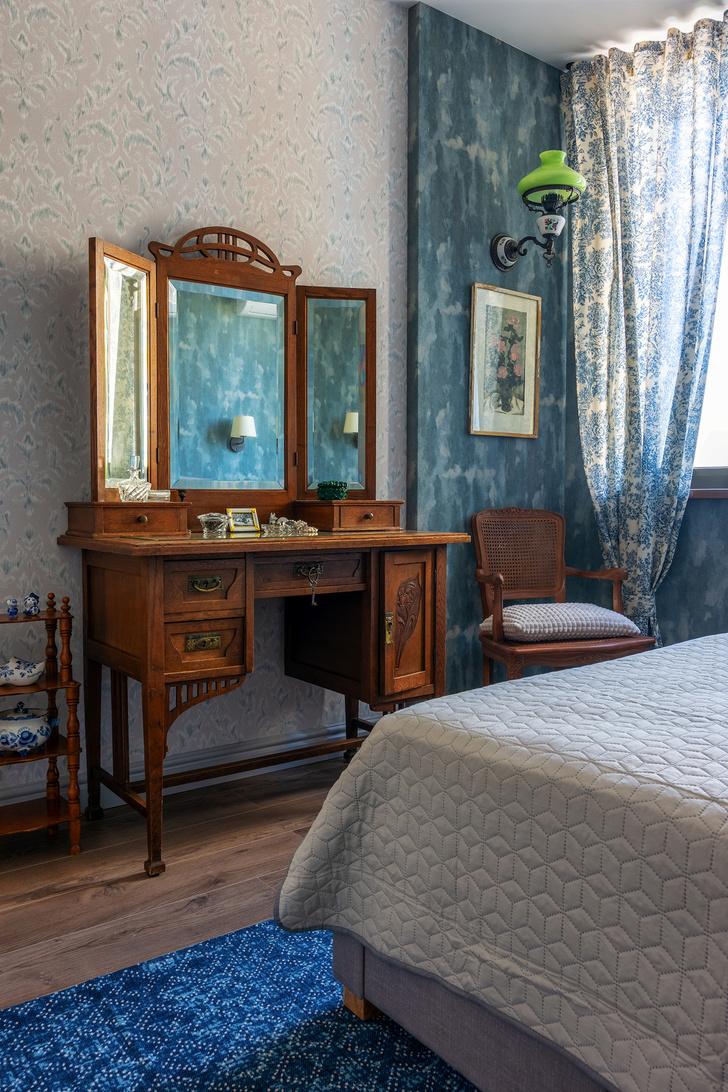 Уютная маленькая квартира 55 м² в Киеве (фото 15)