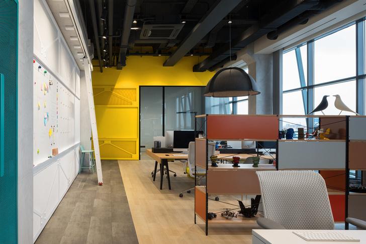 Эргономичный офис 780 м² в Санкт-Петербурге (фото 2)