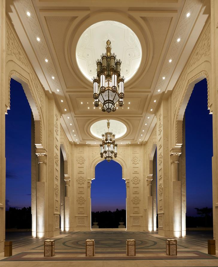 Дом Evgeniya Kryukova разработает сервз для арабского отеля (фото 0)