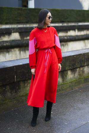 Что носили на Неделе моды в Париже? (фото 10.1)