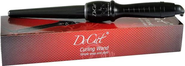Легкая конусная плойка DoCut Curling Wand