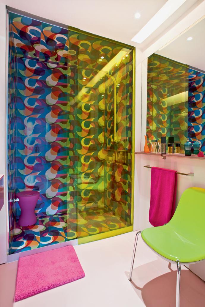Плитка в ванной: 20 нескучных решений (галерея 0, фото 10)
