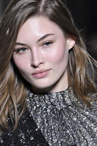 Бьюти-итоги Недели моды в Париже (фото 5)