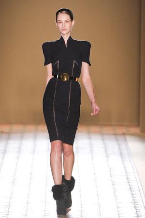 Показ Christophe Josse коллекции сезона Осень-зима 2012-2013 года Haute couture - www.elle.ru - Подиум - фото 403067
