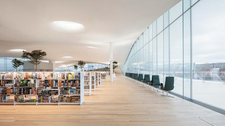 Книжный рай: библиотека в Хельсинки (фото 6)
