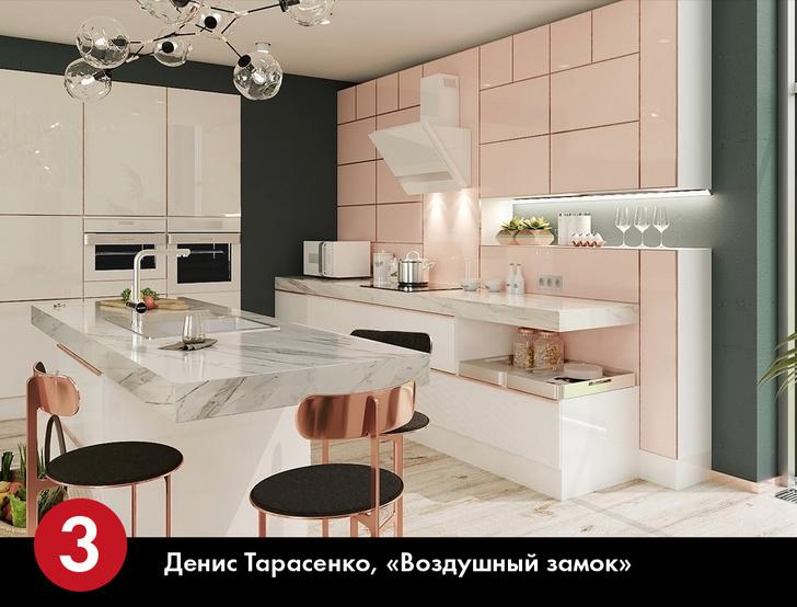 Победители конкурса «Магия дизайна» Gorenje и ELLE Decoration (фото 3)