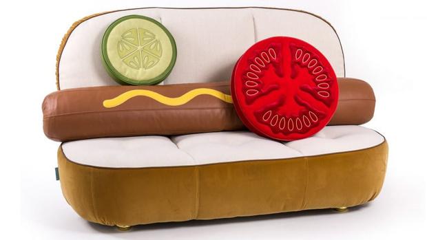 Вкус сезона: «Cъедобная» мебель от Studio Job для марки Seletti фото [5]