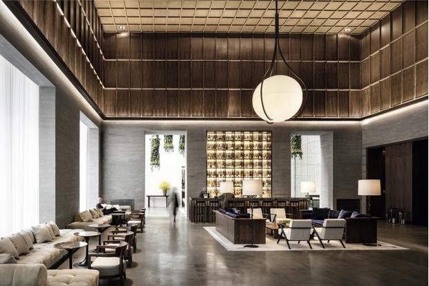 Город в городе: отель Edition в Шанхае (фото 2)