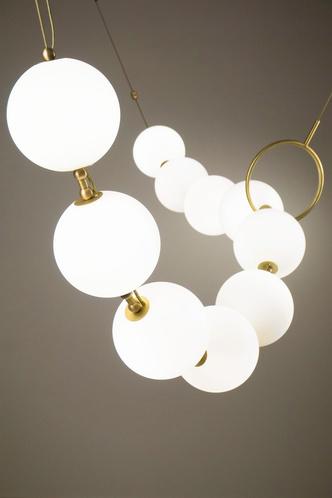 Жемчужная нить: коллекция светильников (фото 2.2)