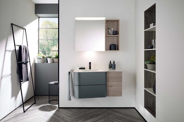 Стильная ванная комната: 10 трендов (фото 14)