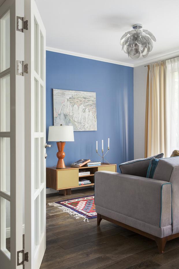 С чистого листа: модный образ старой квартиры в пятиэтажке фото [2]