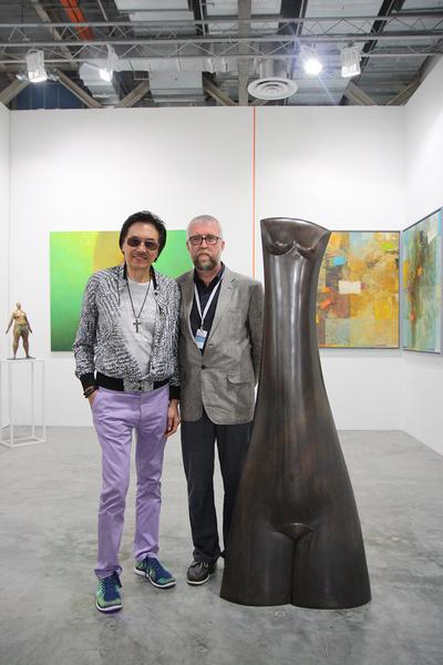 Галерея VS Unio на выставке Art Stage Singapore 2016 | галерея [1] фото [3]