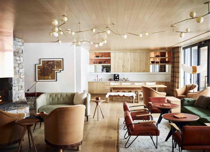 Уютный бутик-отель Caldera House на горнолыжном курорте (фото 2)