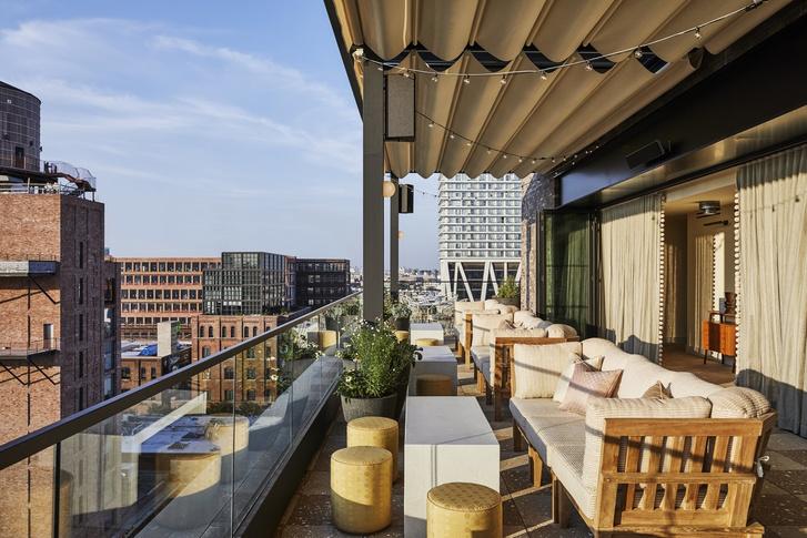 Как дома: отель The Hoxton в Бруклине (фото 16)