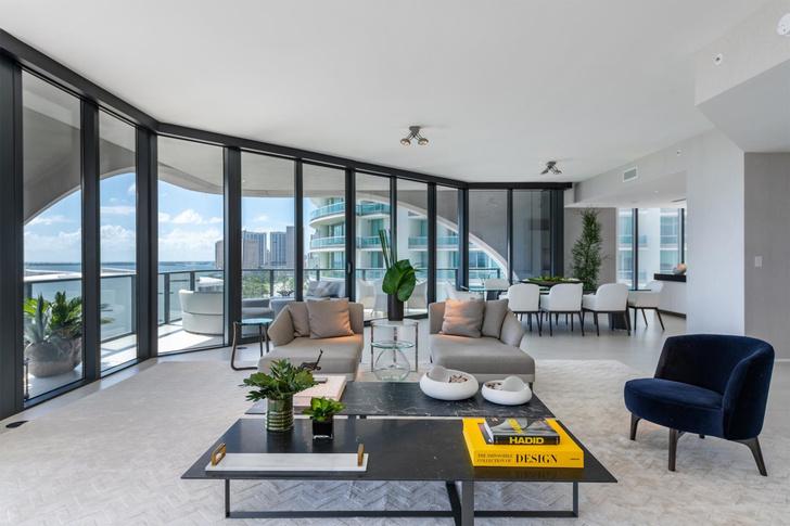 Первый жилой небоскреб по проекту Zaha Hadid Architects в Майами (фото 11)