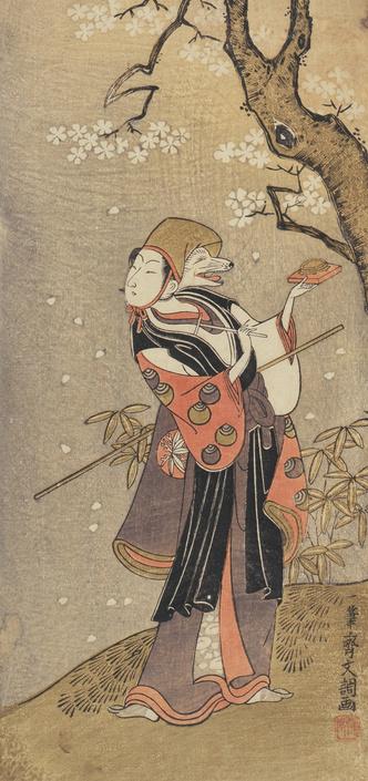 Выставка живописи и гравюры эпохи Эдо в ГМИИ им. А.С. Пушкина (фото 5.2)