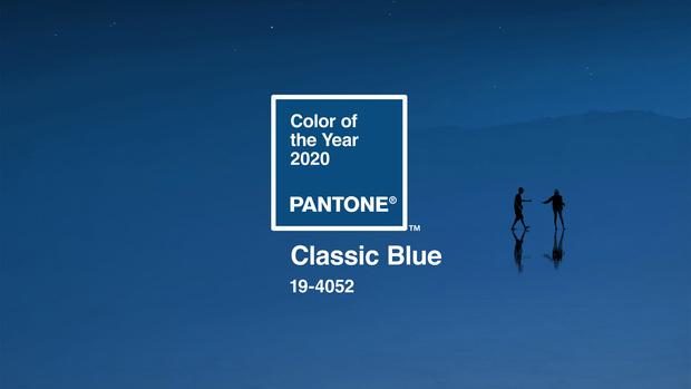 Классический синий: цвет 2020 года по Pantone в интерьере (фото 0)