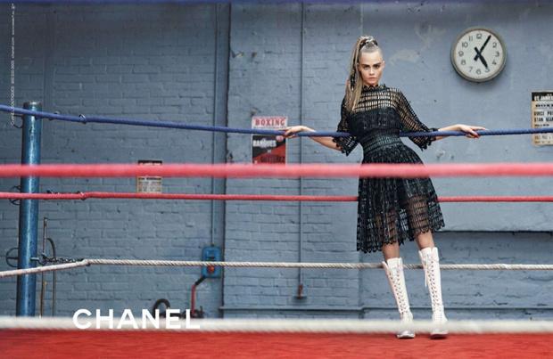 Новая коллекция Chanel