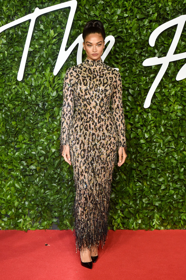 Сад цветов: все модели на премии British Fashion Awards (фото 10)