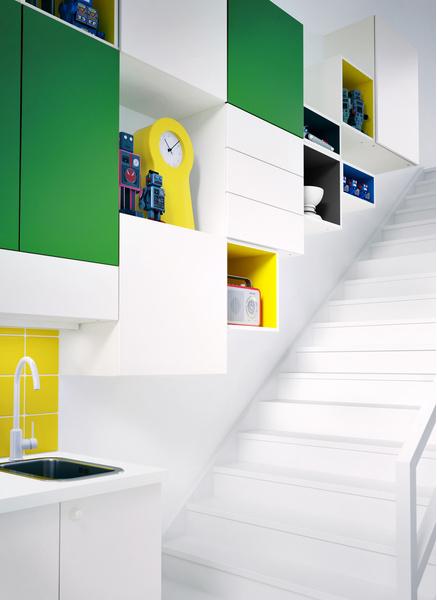 Компания ИКЕА представила кухню нового поколения -- МЕТОД | галерея [1] фото [2]