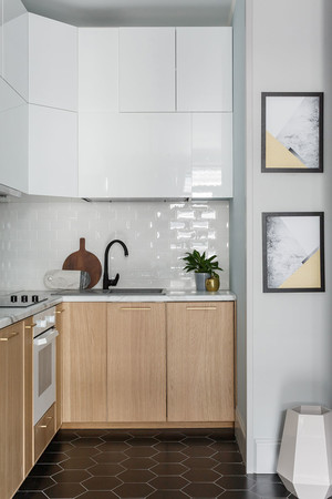 Квартира 46 м²: проект Ольги Луис (фото 24)