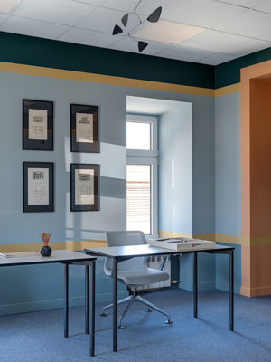 Новый офис 40 м² в старинном особняке (фото 5.2)