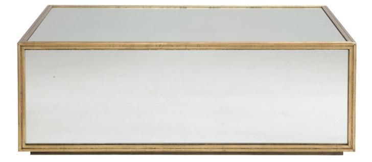 зеркальная мебель