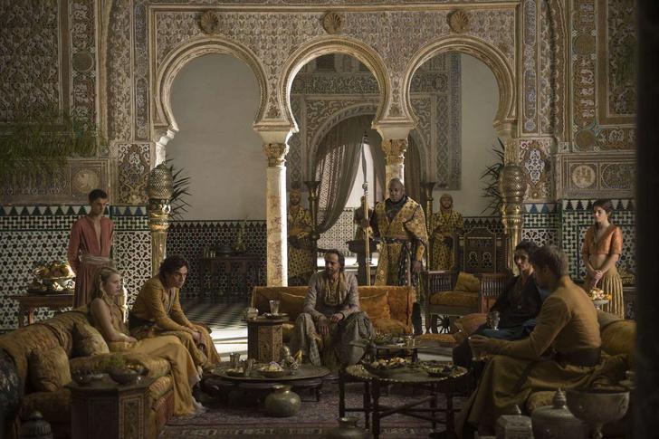 «Игра престолов»: путеводитель по местам съемок (фото 35)