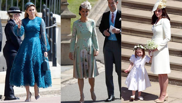 Семь королевских образов, о которых в этот уикэнд говорит весь мир