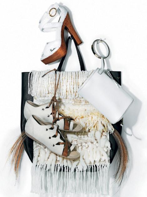 Dolce & Gabbana, Chloe, Tod's, Chloe