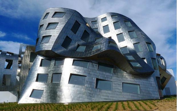 Фрэнк Гери: открывая деконструкцию (фото 17)