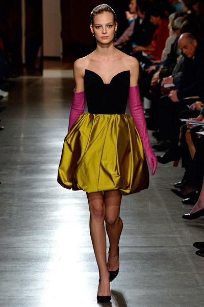 От первого лица: редактор моды ELLE о взлетах и провалах на Неделе Моды в Нью-Йорке | галерея [6] фото [1]