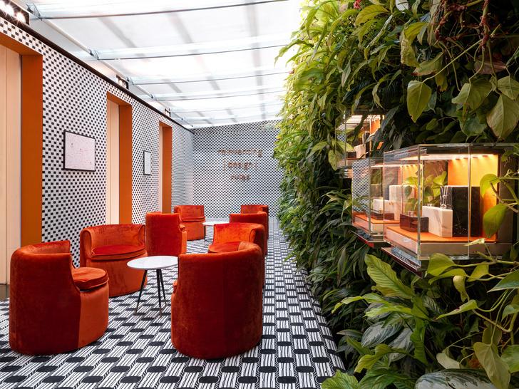 Milan Design Week 2018: гипнотический проект Bvlgari (фото 24)