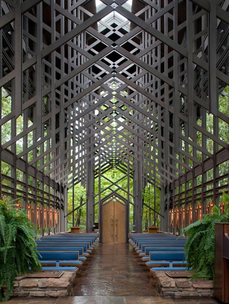 Топ-7: романтичные церкви фото [4]