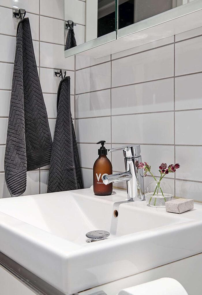 Маленькая ванная: 7 главных правил (фото 10)