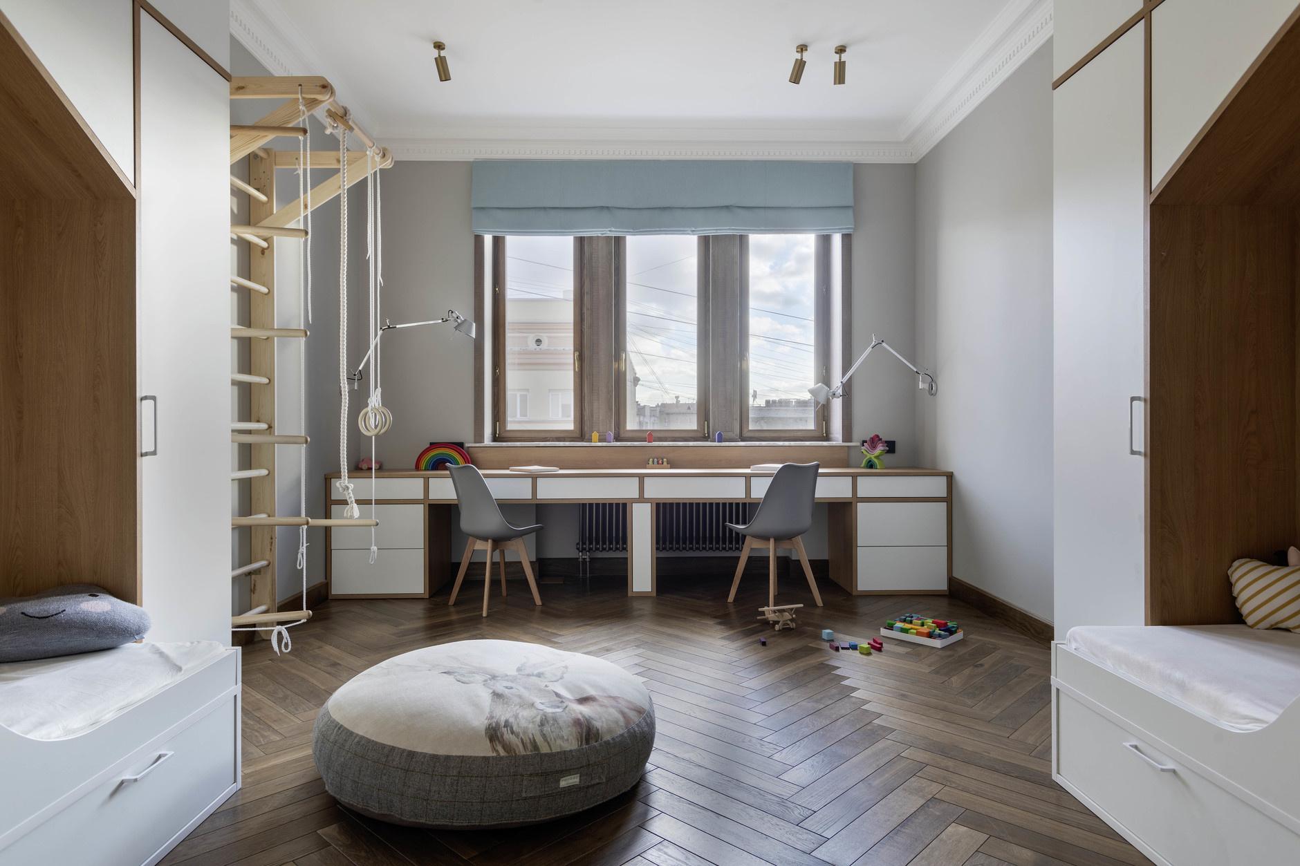 Рабочее место ребенка: 25 идей оформления (галерея 1, фото 5)