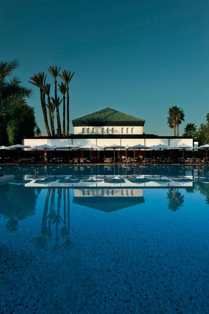 Oriental look: дизайнерские отели (фото 17)