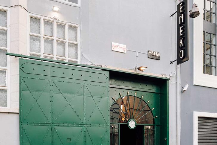 Ресторан Eneko на месте бывшего склада в Лиссабоне (фото 8)