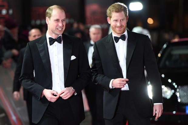 «Я хочу, чтобы мы снова играли за одну команду»: что происходит в отношениях братьев-принцев Гарри и Уильяма после раскола? (фото 1)