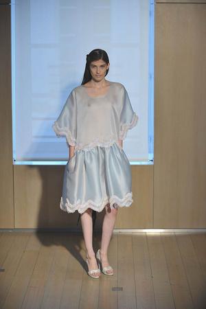 Показ Alexis Mabille коллекции сезона Осень-зима 2009-2010 года haute couture - www.elle.ru - Подиум - фото 87123