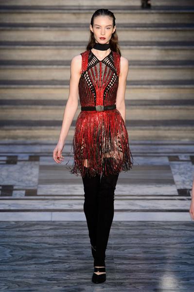 Неделя моды в Лондоне: 21 февраля | галерея [2] фото [11]